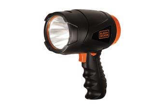 Black & Decker LED Alkaline Spotlight - 4x AA Batteries Included