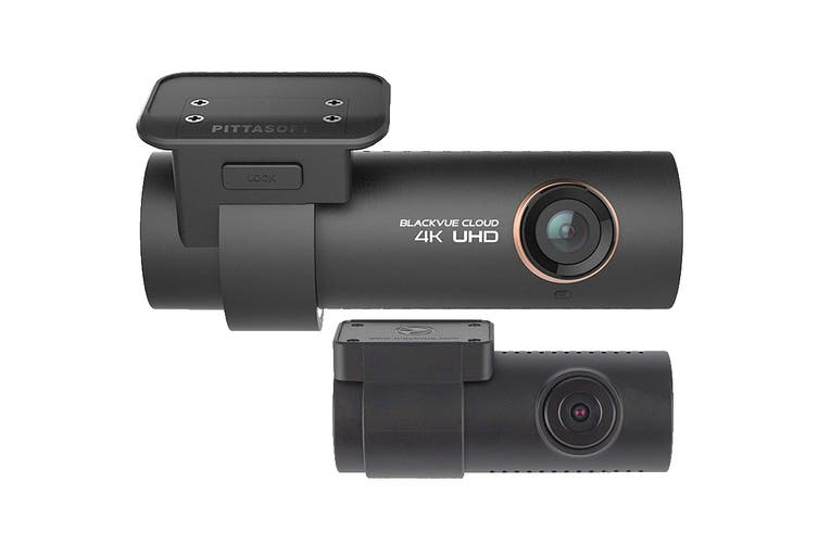BlackVue DR900S-2CH 4K UHD + Full HD Cloud Dashcam (32GB)