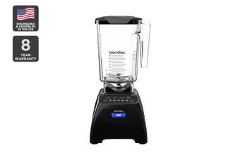 Blendtec 1560W Classic 575 Wildside+ Blender with 5+ Pulse Speed - Black (C575B3501A-AUNZ)