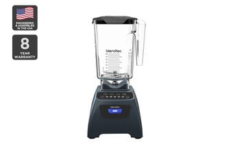 Blendtec 1560W Classic 575 Wildside+ Blender with 5+ Pulse Speed - Slate Grey (C575B3514A-AUNZ)