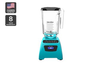 Blendtec 1560W Classic 575 Wildside+ Blender with 5+ Pulse Speed - Carribean (C575B3521A-AUNZ)