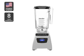 Blendtec 1560W Classic 575 Wildside+ Blender with 5+ Pulse Speed - Polar White (C575B3523B-AUNZ)