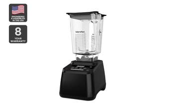 Blendtec 1560W Designer 625 Wildside+ Blender with Touch Screen - Black (D625B3501A1A-AUNZ)
