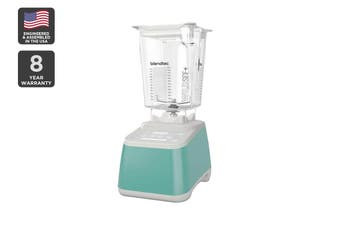 Blendtec 1560W Designer 625 Wildside+ Blender with Touch Screen - Sea Foam (D625B3527B2B-AUNZ)