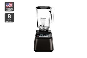Blendtec 1800W Designer 725 Wildside+ Blender with Touch Screen - Gun Metal (D725D3517A1A-AUNZ)