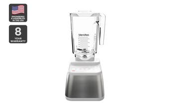 Blendtec 1800W Designer 725 Wildside+ Blender with Touch Screen - Stainless/White (D725D3531B2B-AUNZ)