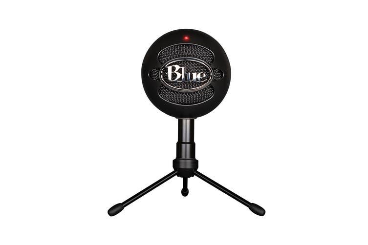 Blue Snowball iCE Versatile USB Microphone with HD Audio - Black (90021705)