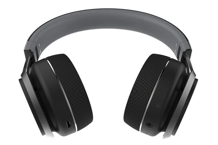 BlueAnt Pump SOUL Wireless Sports On Ear HD Headphones - Black