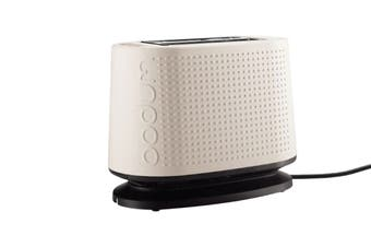 Bodum Bistro 2 Slice Toaster - White (10709-913AUS-3)