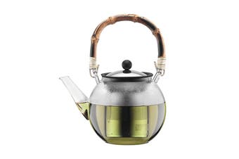 Bodum Assam Tea Press 1L with Bamboo Handle (11806-139)