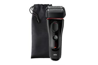 Braun Series 5 5030S  Electric Foil Shaver with Pop Up Precision Trimmer & Travel Case - Black (81662379)