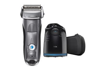 Braun Series 7 7865cc Wet/Dry Electric Shaver with Pop Up Precision Trimmer, Clean/Charge Station & Travel Case (81675572)