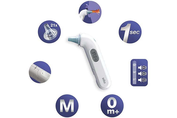 Braun Thermoscan 3 Thermometer (3030)