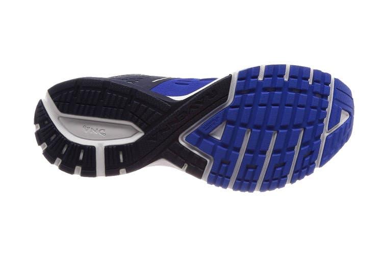 Brooks Men's Ravenna 9 Running Shoe (Blue/Navy/White, Size 9 US)
