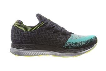 Brooks Men's Bedlam/FA18 Running Shoe (Black/Teal/Nightlife, Size 10.5 US)