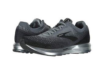 Brooks Men's Levitate 2 (Black/Grey/Ebony)