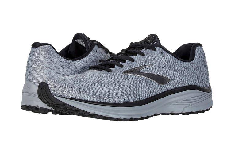Brooks Men's Anthem 2 Running Shoe (Black/Grey, Size 8 US)