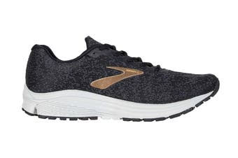 Brooks Men's Anthem 2 Running Shoe (Black/Grey/Bronze, Size 11 US)