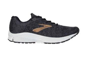 Brooks Men's Anthem 2 Running Shoe (Black/Grey/Bronze, Size 8.5 US)
