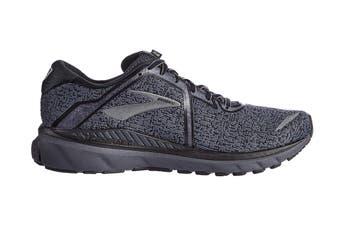 Brooks Men's Glycerin 18 Running Shoe (Black/Ebony)