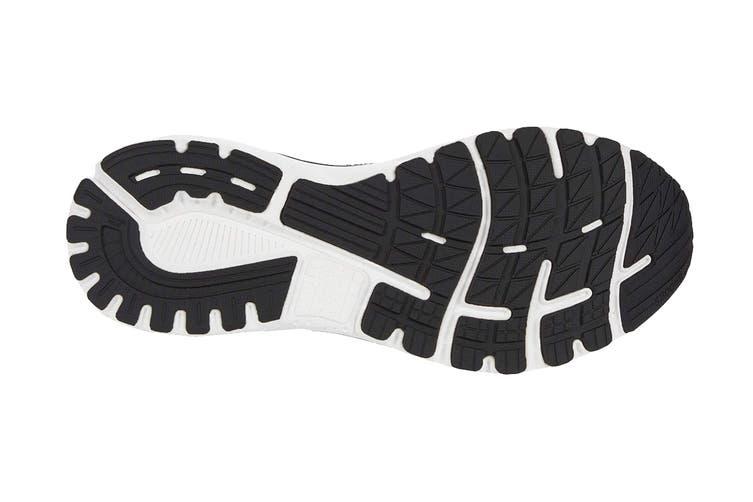 Brooks Men's Adrenaline GTS 20/SP Running Shoe (White/Black/Grey, Size 10.5 US)