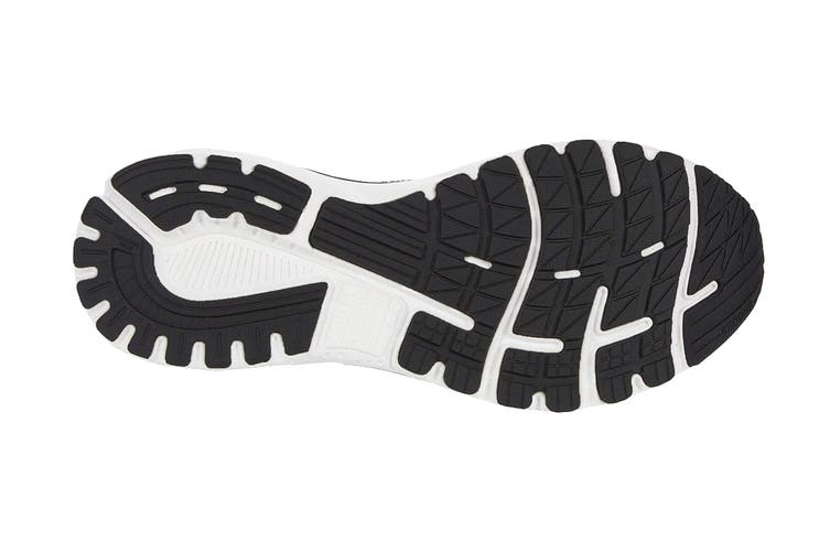 Brooks Men's Adrenaline GTS 20/SP Running Shoe (White/Black/Grey, Size 12 US)