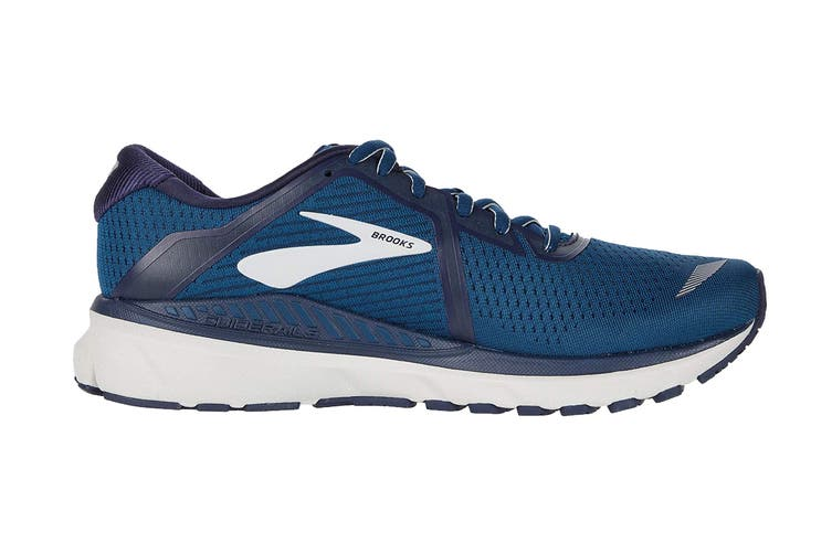 Brooks Men's Adrenaline GTS 20/SP Running Shoe (Poseidon/Peacoat/Grey, Size 10.5 US)