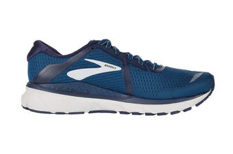 Brooks Men's Adrenaline GTS 20/SP Running Shoe (Poseidon/Peacoat/Grey, Size 10 US)
