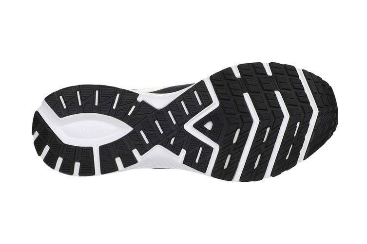 Brooks Men's Launch 7 Running Shoe (Ebony/Black/Gold, Size 8.5 US)