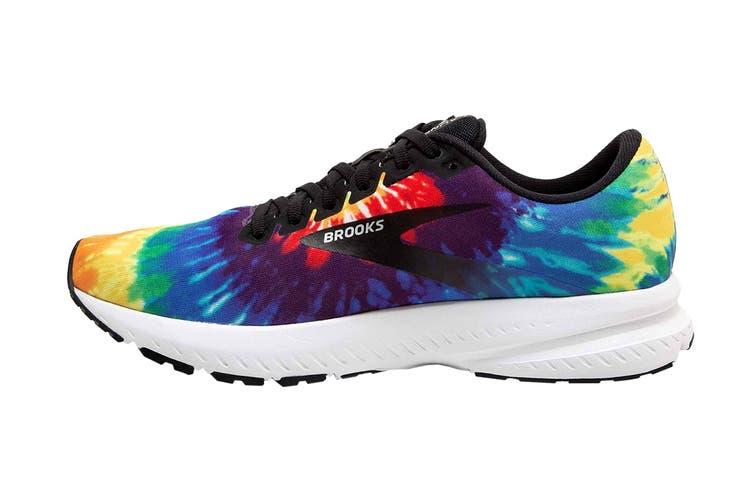 Brooks Men's Launch 7 Running Shoe (Tie Dye, Size 7.5 US)