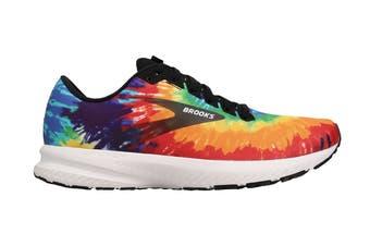 Brooks Men's Launch 7 Running Shoe (Tie Dye, Size 9.5 US)