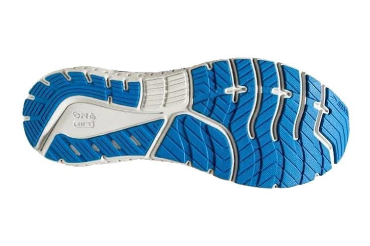 Brooks Men's Glycerin 18 Running Shoe (Black/Ebony/Blue, Size 11.5 US)