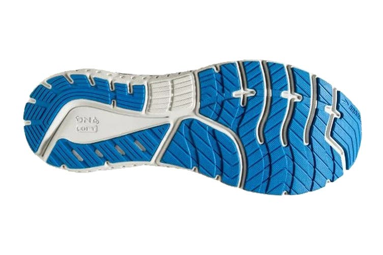 Brooks Men's Glycerin 18 Running Shoe (Black/Ebony/Blue, Size 11 US)