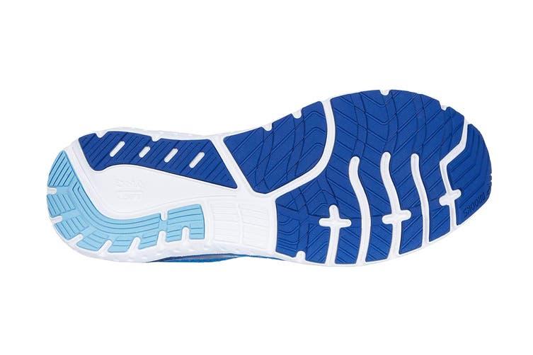 Brooks Men's Glycerin 18 Running Shoe (Blue/Mazarine/Gold, Size 12 US)