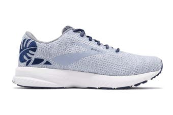 Brooks Women's Launch 6 Running Shoe (Ballard/Twilight/White, Size 8.5 US)