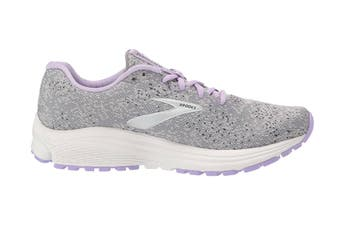 Brooks Women's Anthem 2 Running Shoe (Grey/Purple/Navy)