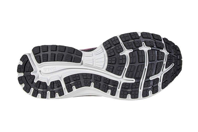 Brooks Women's Anthem 2 Running Shoe (Black/Grey/Pink, Size 7.5 US)