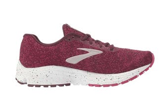 Brooks Women's Anthem 2 Running Shoe (Fig/Pink/Champagn)