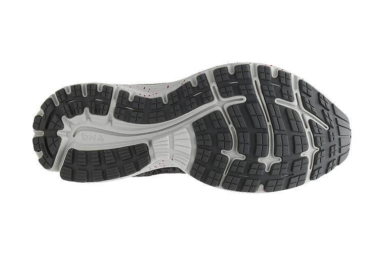 Brooks Women's Signal Running Shoe (Black/Grey/Pink, Size 8.5 US)