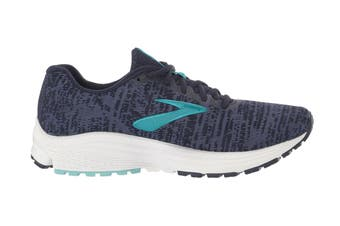 Brooks Women's Signal Running Shoe (Blue/Navy/Aqua, Size 7.5 US)