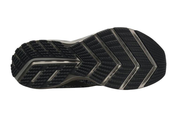 Brooks Women's Levitate 3 Running Shoe (Black/Ebony/Silver, Size, 6.5)