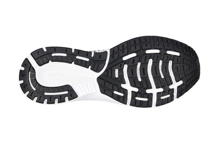 Brooks Women's Revel 3 Running Shoe (White/Black, Size 6.5 US)