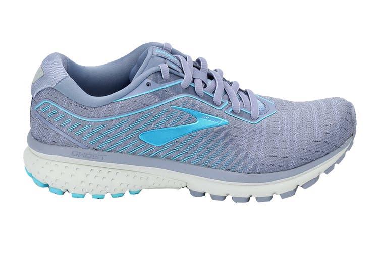 Brooks Women's Ghost 12 Running Shoe (Tempest/Kentucky Blue, Size, 6.5)