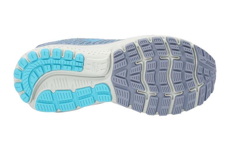Brooks Women's Ghost 12 Running Shoe (Tempest/Kentucky Blue, Size, 6)
