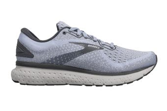 Brooks Women's Glycerin 18 Running Shoe (Kentucky/Turbulence/Grey, Size 8.5 US)