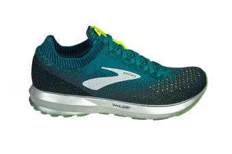 Brooks Men's Levitate 2 (Black/Teal/Navy, Size 9.5)