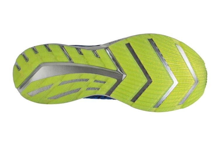 Brooks Men's Bedlam Running Shoe (Black/Blue/Nightlife, Size 7 US)