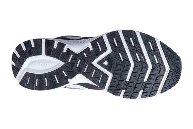 Brooks Women's Launch 6 Running Shoe (Black/Primer/Oyster, Size 7.5 US)