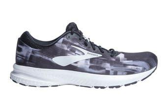 Brooks Women's Launch 6 Running Shoe (Black/Primer/Oyster, Size 8.5 US)