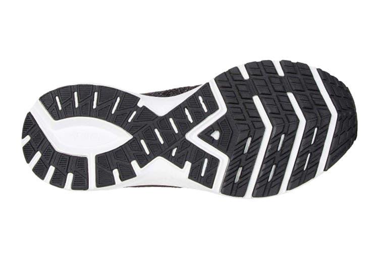 Brooks Women's Launch 6 Running Shoe (Blackened Pearl/Wild Aster, Size 8 US)